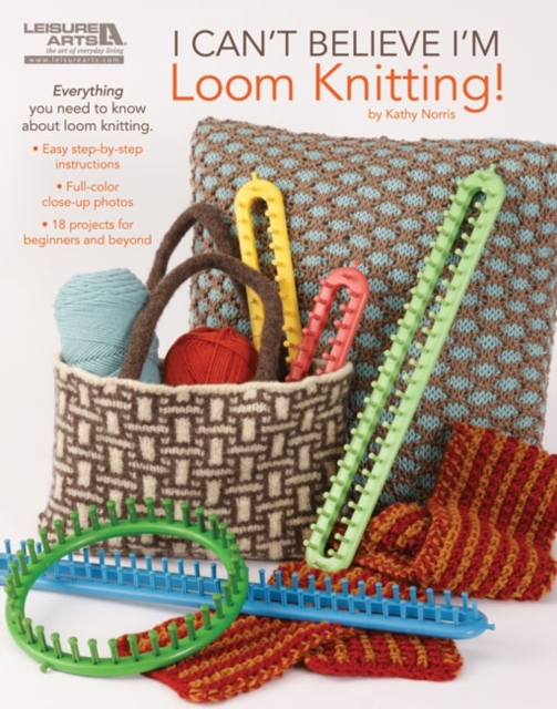 I Cant Believe Im Loom Knitting цена и фото