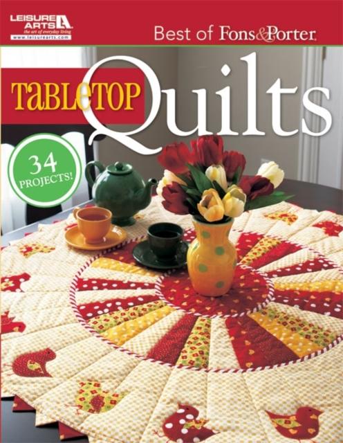 Best of Fons & Porter: Tabletop Quilts стоимость