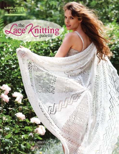 Lace Knitting Palette 99 yarns and counting – more designs from the green mountain spinnery