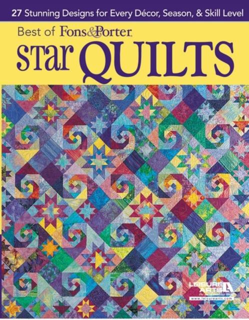 Best of Fons & Porter: Star Quilts стоимость
