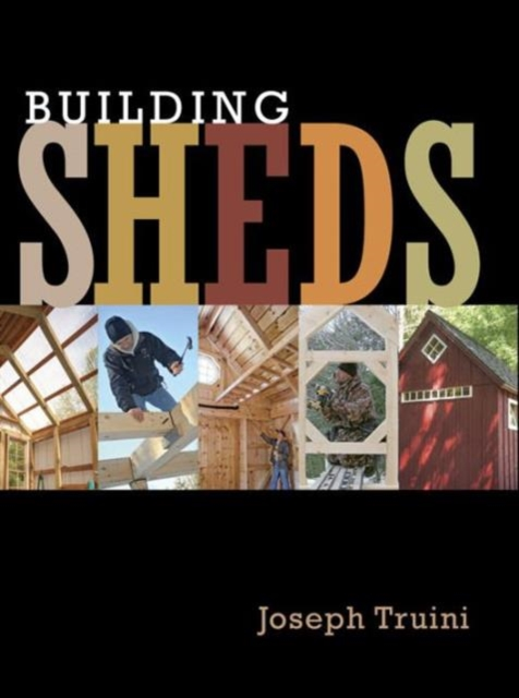 Building Sheds adam  brownlee building a small business