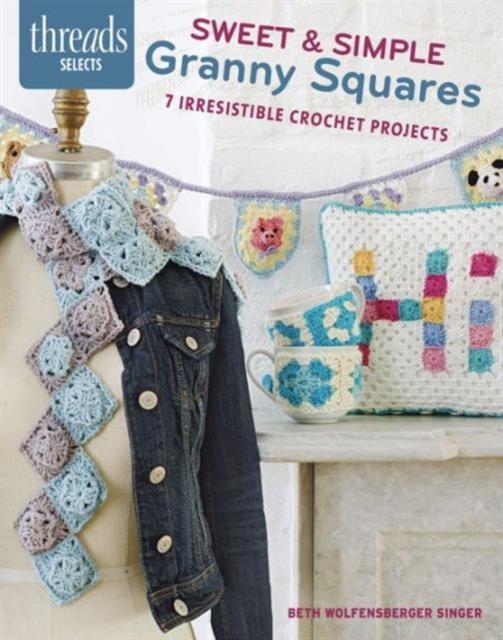 Sweet & Simple Granny Squares my granny