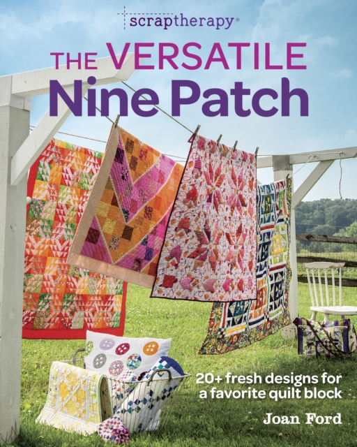 ScrapTherapy The Versatile Nine Patch the brooklyn nine
