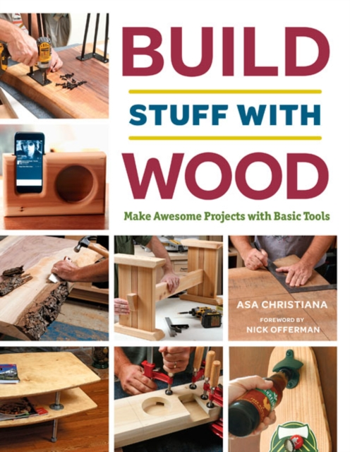 Build Stuff with Wood de cristoforo the jig saw scroll saw book with 80 patterns pr only