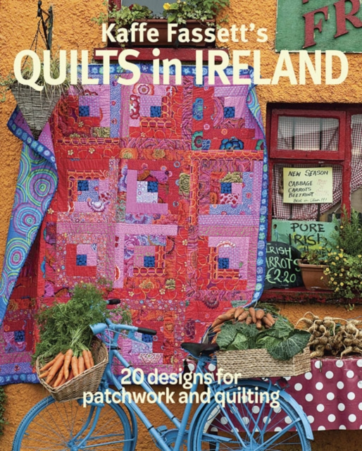 Kaffe Fassetts Quilts in Ireland gregorian masters of chant moments of peace in ireland