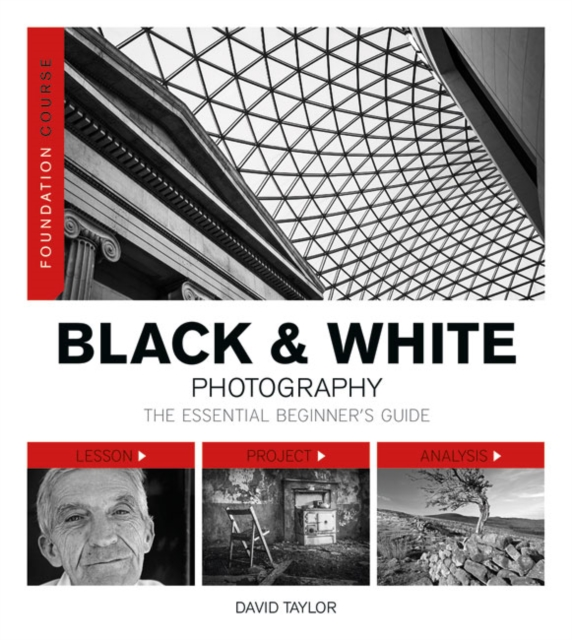 Foundation Course: Black & White Photography the white guard