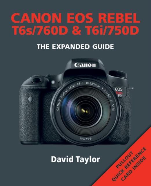 Canon EOS Rebel T6s/760D & T6i/750D pro vertical battery grip holder for canon eos 760d 750d t6s t6i ix8 as bg e18
