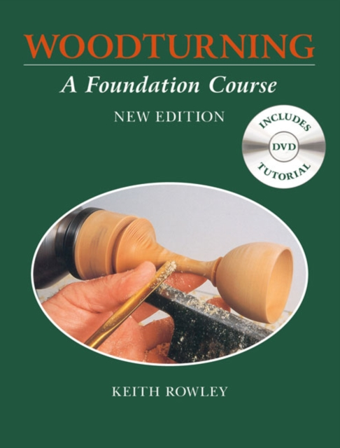 Woodturning: A Foundation Course (with DVD) pantera pantera reinventing hell the best of pantera cd dvd