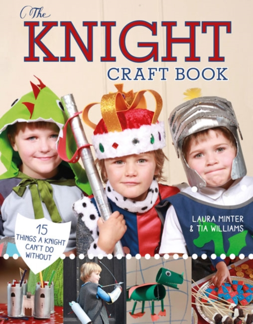 Knight Craft Book chris wormell george and the dragon