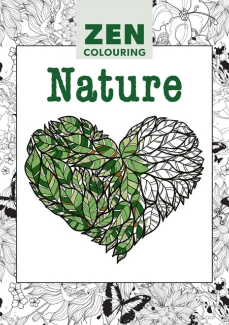 Zen Colouring - Nature zen colouring nature