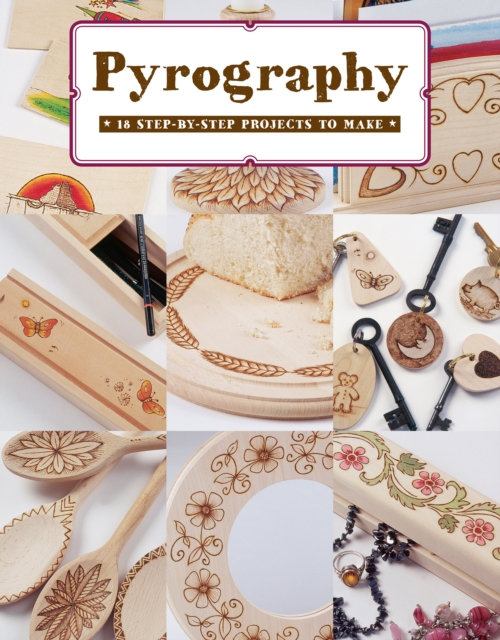 Pyrography managing projects made simple