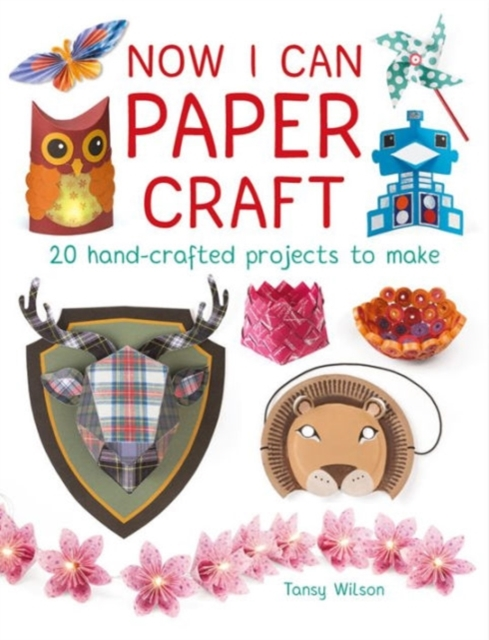 Now I Can Paper Craft magazine 99 test equipment projects you can buil d paper only