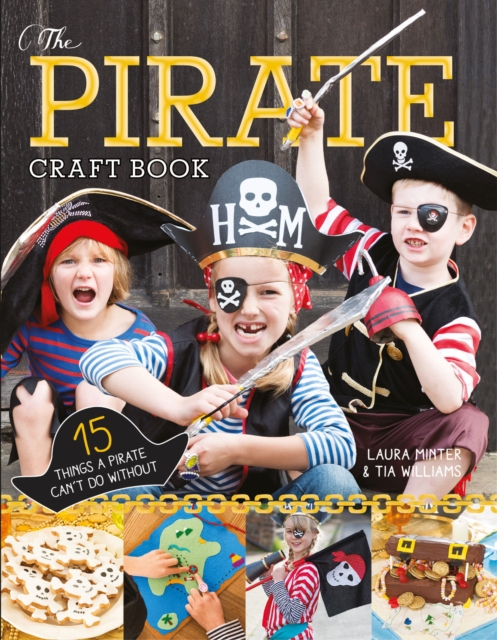 Pirate Craft Book managing projects made simple