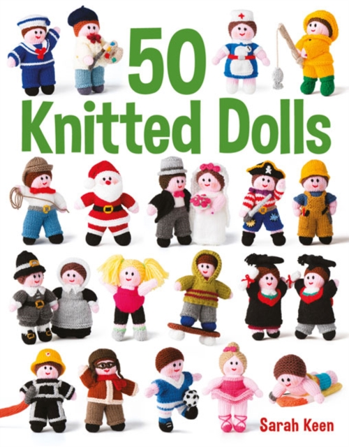 50 Knitted Dolls managing projects made simple