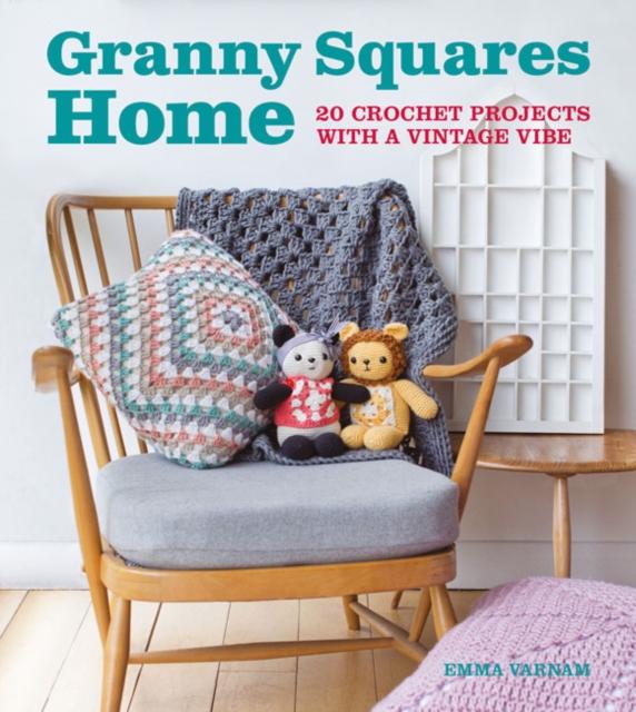 Granny Squares Home my granny