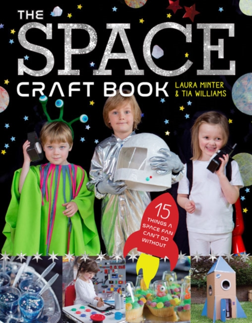 Space Craft Book why boys need parents