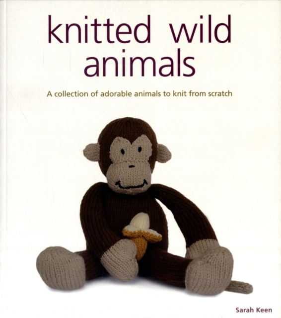 Knitted Wild Animals wild animals activity book level 2