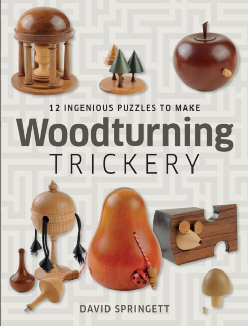 Woodturning Trickery managing projects made simple
