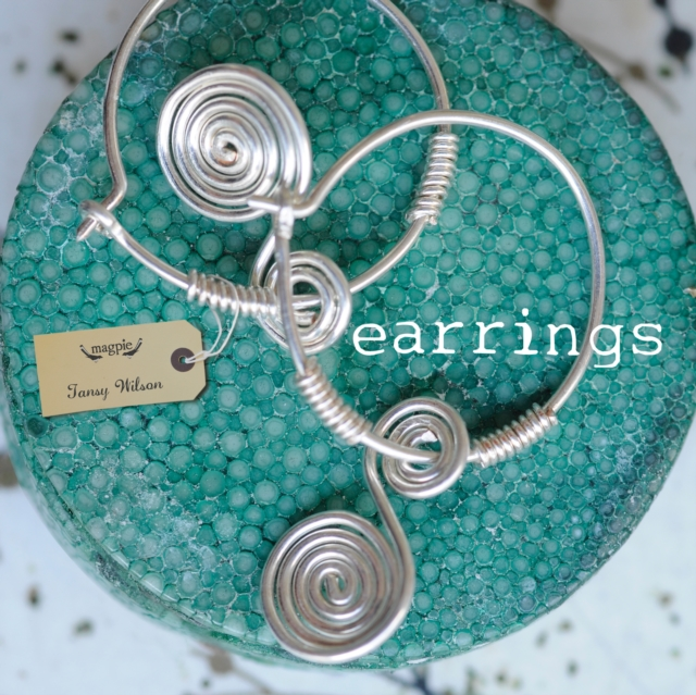 Earrings seeing things as they are