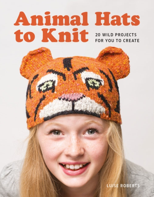 Animal Hats to Knit a cat a hat and a piece of string