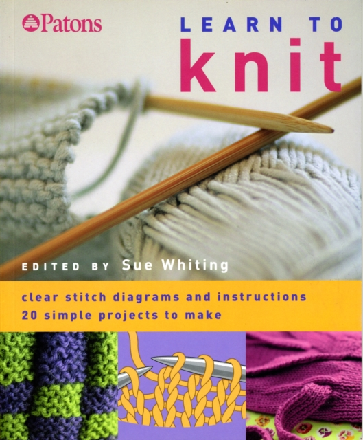 Learn to Knit woodwork a step by step photographic guide to successful woodworking