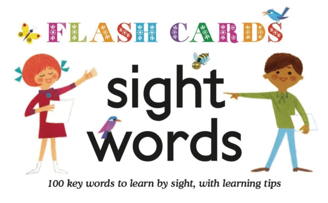 Sight Words - Flash Cards christopher danielson common core math for parents for dummies with videos online