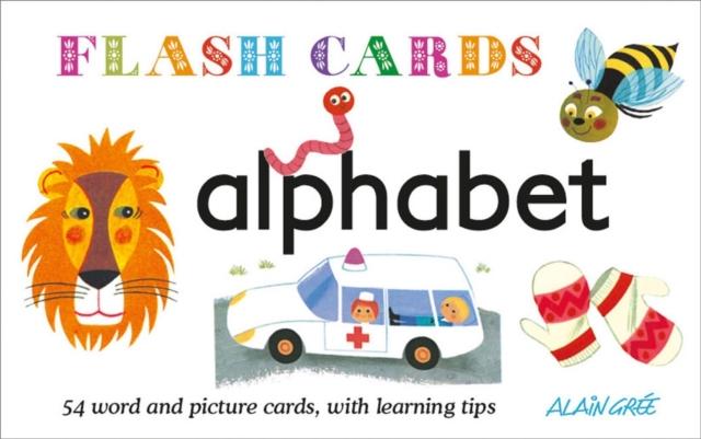 Alphabet - Flash Cards