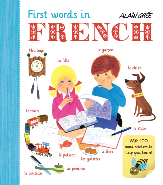 First Words in French easy learning speak french with cdx2