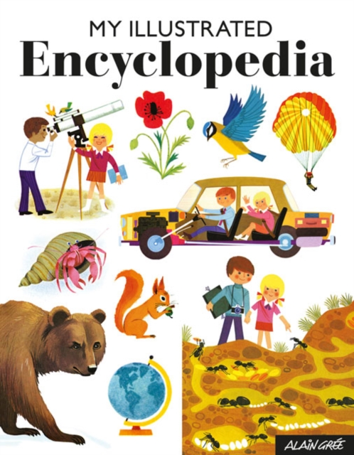 My Illustrated Encyclopedia the american spectrum encyclopedia the new illustrated home reference guide