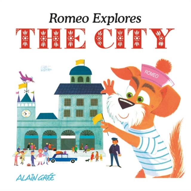 Romeo Explores the City crash romeo crash romeo give me the clap