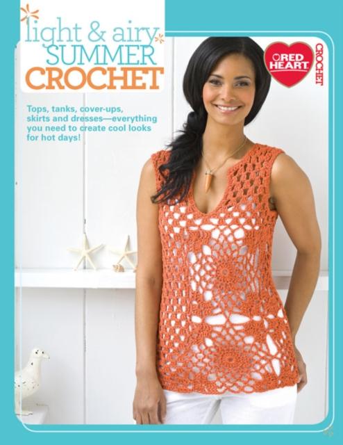 Light and Airy Summer Crochet