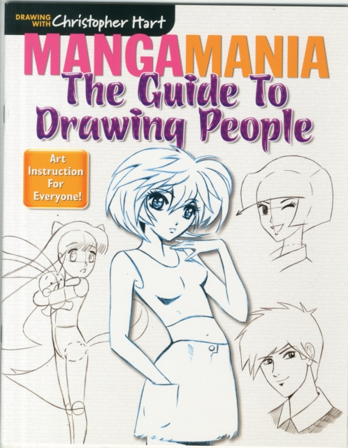 MANGAMANIA: The Guide to Drawing People the reader