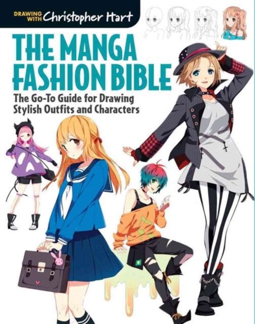Manga Fashion Bible chris wormell george and the dragon