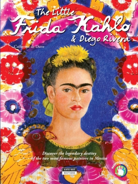 Little Frida Kahlo & Diego Rivera the art of battlefield 1