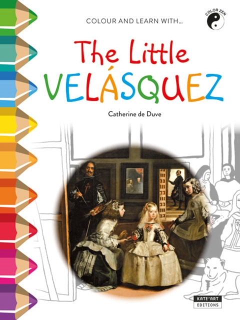 Little Velasquez the painter of battles a novel