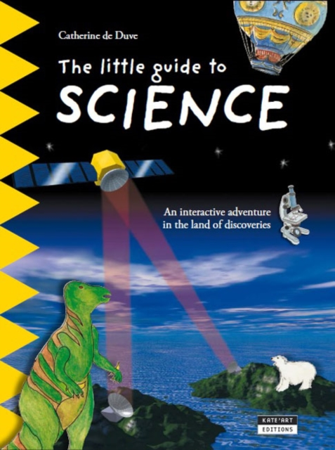 Little Guide to Science verne j journey to the centre of the earth