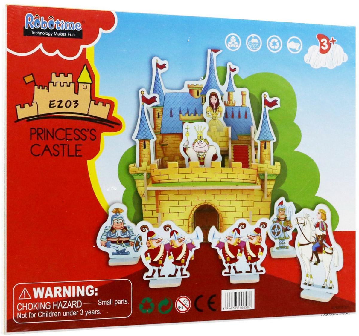 Robotime 3D Пазл Дворец принцессы