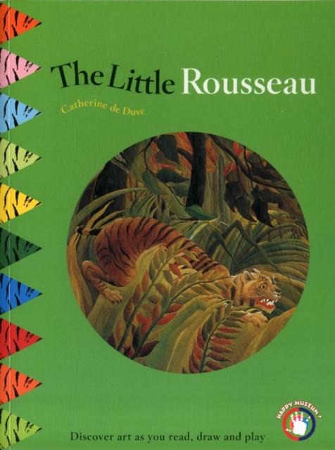 Little Rousseau henri rousseau olivier quantum oscillators
