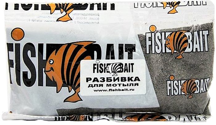 Разбивка для мотыля FishBait, зимняя, 200 млfb-5404259Эффективная мелкодисперсная смесь из натуральных грунтов. Способствует разделению личинок мотыля, что увеличивает срок жизни при длительных транспортировках и хранении.