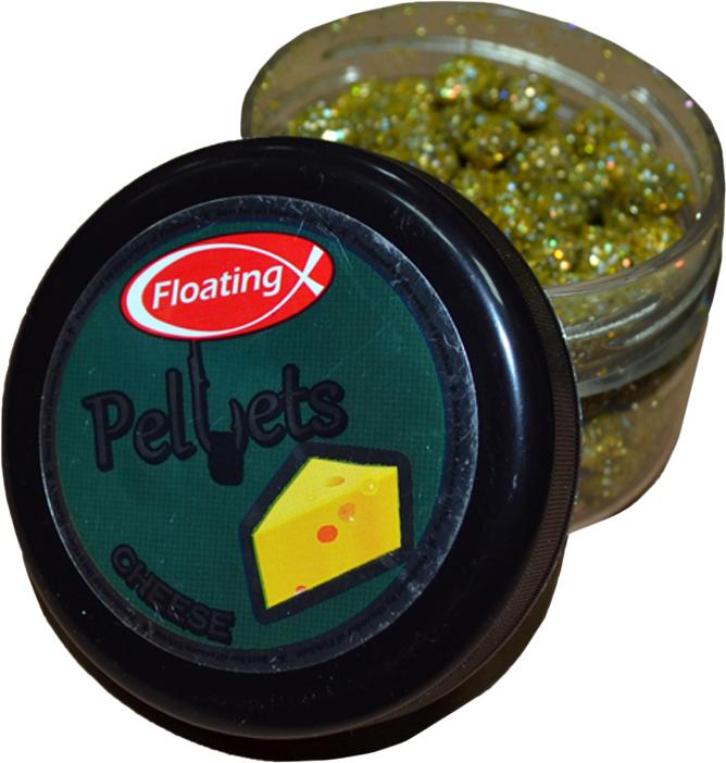 Пеллетс форелевый FishBait Сыр, насадочный, плавающий, 75 млfbp-22746Пеллетс насадочный плавающий FishBait - новая уникальная насадка. Мягкий, плавающий, насадочный пеллетс. Отлично держится на крючке, яркий вкус и аромат не позволит рыбе оставить эту наживку без внимания.