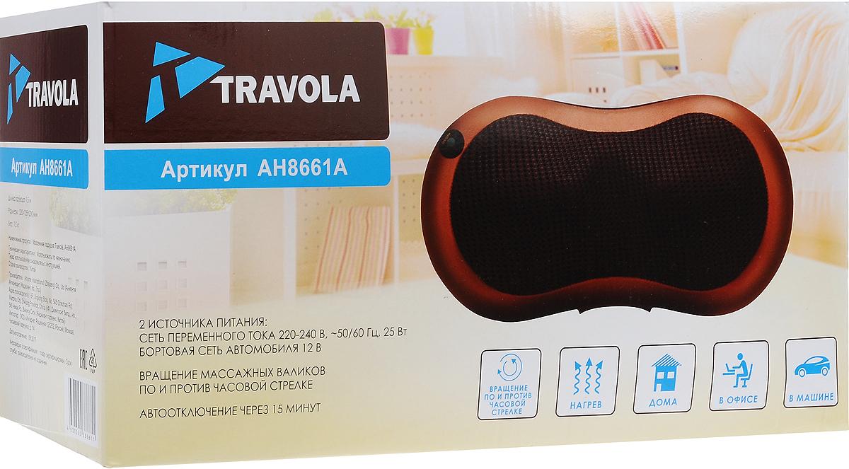 Travola AH8661Aмассажная подушка Travola