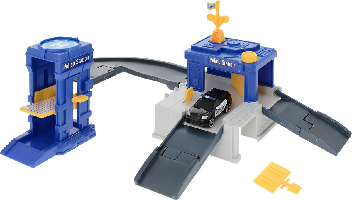 Autogrand Игровой набор Полиция tonka машинка полиция