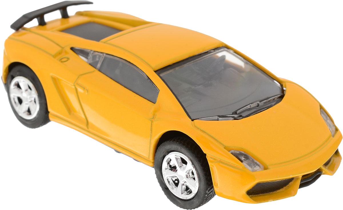 Autotime Машинка Italy Extreme Car цвет желтый autotime collection 11446 уаз 31514 вдв