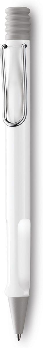 Lamy Ручка шариковая Safari цвет корпуса белый синяя