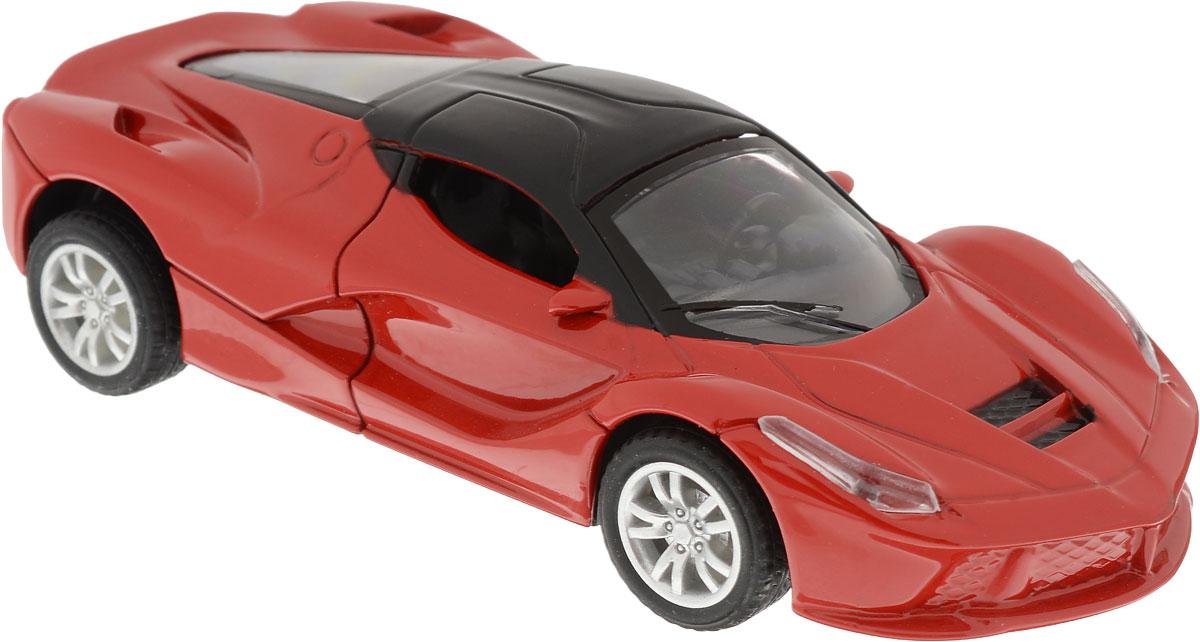Autotime Автомобиль Maranello Deluxe Car цвет красный автомобиль autotime pacific allroad 1 56 цвет в ассортименте 34047