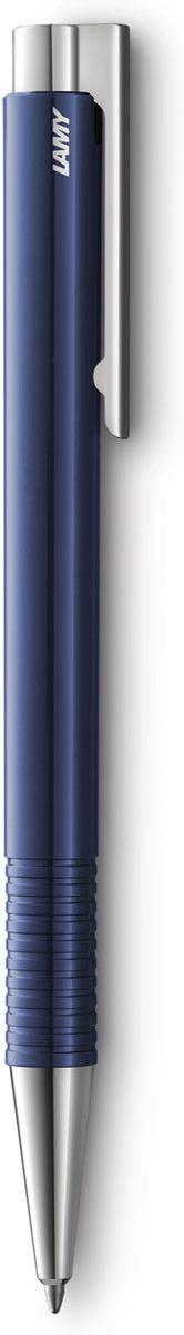 Lamy Ручка шариковая Logo M+ цвет корпуса синий синяя4030225Lamy logo 204 М+. Отличительные черты этой ручки – чистота формы и высокая функциональность. Надежные материалы и удобство в использовании делают ее хорошим компаньоном на все случаи жизни – это отличная ручка на каждый день. Пружинный стальной клип с встроенным шариком позволяет крепко фиксировать ручку и плавно снимать. Пластиковый корпус дополнен металлическими деталями. Рифленый нескользящий хват.Используется со стержнями большого размера Lamy M16. Поставляется в подарочном тубусе. Дизайн: Вольфганг Фабиан История бренда Lamy насчитывает более 80-ти лет, а его философия заключается в слогане Дизайн. Сделано в Германии. Компания получила более 100 самых престижных дизайнерских наград. Все пишущие инструменты Lamy производятся на фабрике в Гейдельберге (Германия).