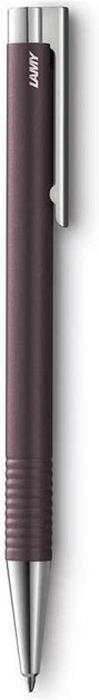 Lamy Ручка шариковая Logo цвет корпуса сиреневый черная
