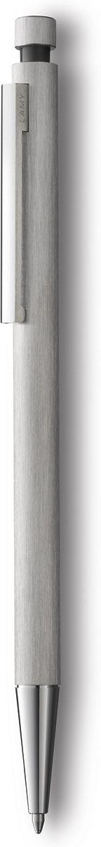 Lamy Ручка шариковая Cp1 цвет корпуса серебристый черная4000948Элегантная модель от дизайнера Герда А. Мюллера – создателя знаменитой ручки Lamy 2000. Тонкий цилиндрический корпус c матовым черным покрытием. Стальной клип сильной фиксации. Кнопочная система активации. Используется со стержнем большого объема Lamy М16. Комплектация: подарочный футляр, гарантийная карточка. Дизайн: Герд А. Мюллер История бренда Lamy насчитывает более 80-ти лет, а его философия заключается в слогане Дизайн. Сделано в Германии. Компания получила более 100 самых престижных дизайнерских наград. Все пишущие инструменты Lamy производятся на фабрике в Гейдельберге (Германия).