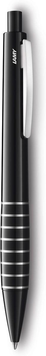 Lamy Ручка шариковая Accent цвет корпуса черный черная4001045Модель Lamy accent отличается особенным решением секции хвата: ее немного утолщенная и удобная форма действительно является интересным и функциональным дизайнерским акцентом. При производстве используются высококлассные материалы. Корпус имеет подпружиненный клип, покрыт семью слоями черного лака бриллиантовой полировки. Хват украшен серебристыми кольцами. Кнопочный механизм активации.Шариковая ручка используется со стержнями большого объема Lamy М16.Комплектация: подарочный футляр, гарантийная карточка, буклет.Дизайн: Phoenix Product DesignИстория бренда Lamy насчитывает более 80-ти лет, а его философия заключается в слогане Дизайн. Сделано в Германии. Компания получила более 100 самых престижных дизайнерских наград. Все пишущие инструменты Lamy производятся на фабрике в Гейдельберге (Германия).