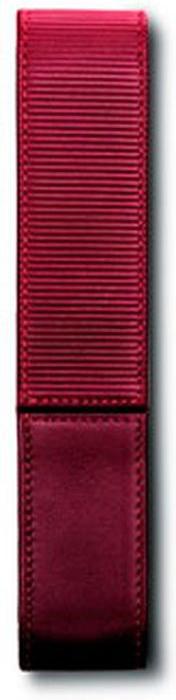 Lamy Чехол для ручки A314 цвет красный1325582Чехол на одну ручку из высококачественной кожи наппа. Закрывается с помощью магнита. Верхняя крышка имеет характерное бороздчатое тиснение. Цвет: красный